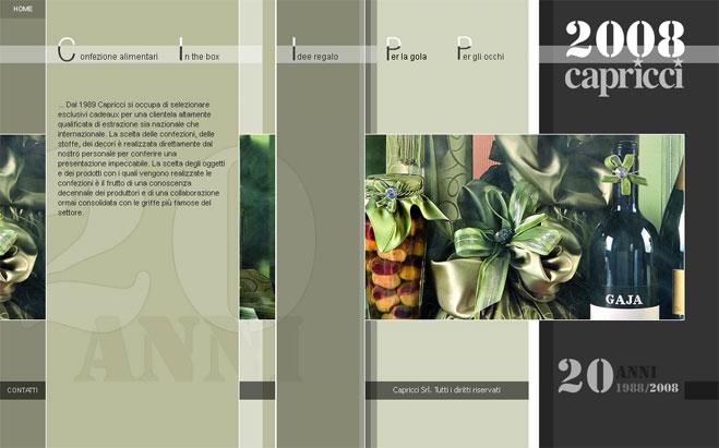 sviluppo siti beni di lusso articoli per la casa e oggetti