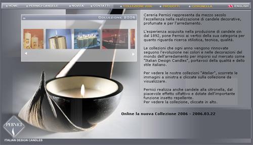 Realizzazione siti web articoli da regalo e complementi d for Siti di oggetti in regalo