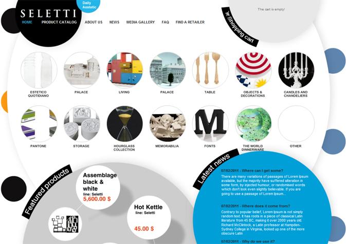 Sviluppo siti commercio elettronico ecommerce per la for Siti vendita on line