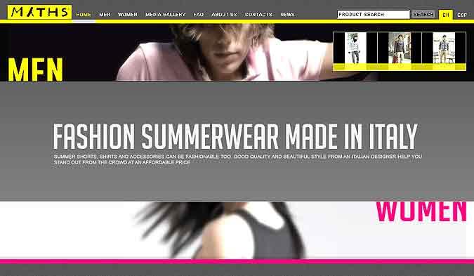 Siti annunci moda for Siti di design