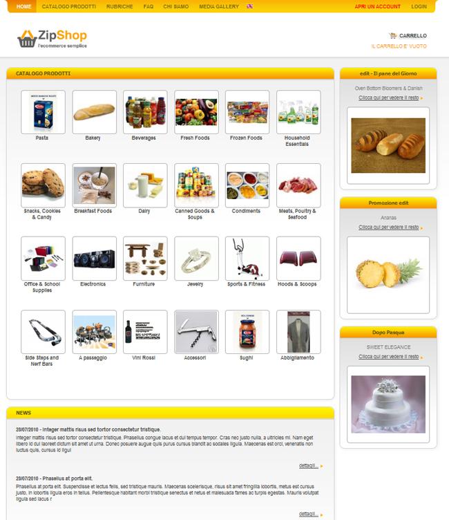 siti di vendita on line